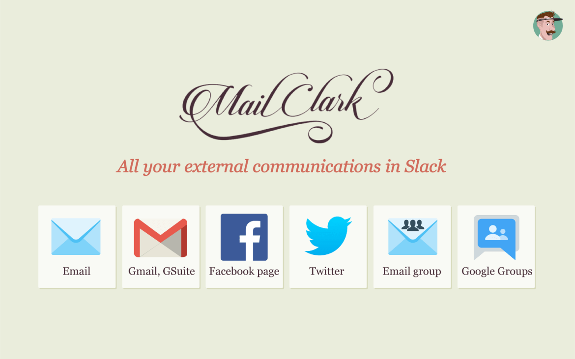 Get All Your Emails in Your Slack Channel With MailClark.