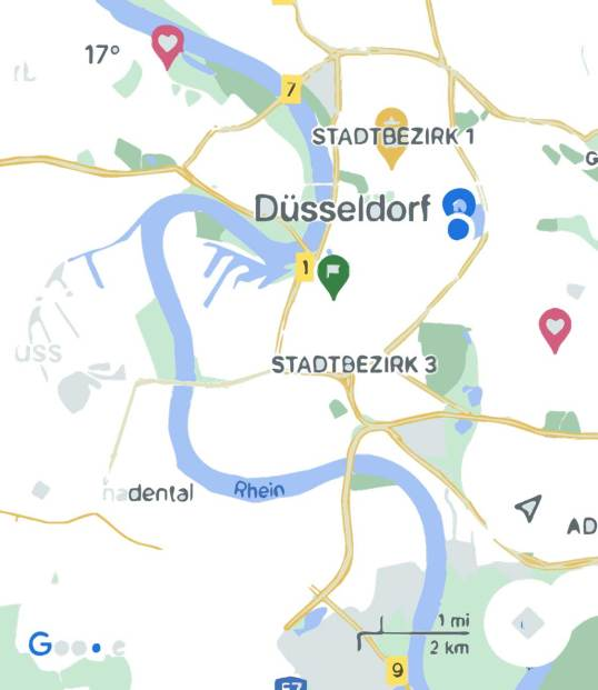 Rheingold Drache Logo Siggnatur der Goldschmied Düsseldorf