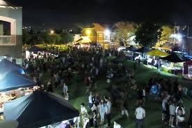 Hawkers night Markets in Maylands
