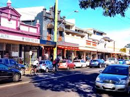 shopping in Maylands on Whatley Crescent