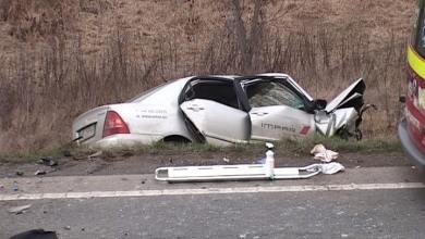 Photo of Grav accident rutier in Albesti