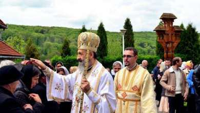 Photo of Arhiepiscopul de Alba-Iulia vine la Sighişoara