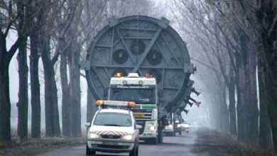 Photo of Transport agabaritic pe ruta Reghin — Tirgu Mures — Sighisoara!