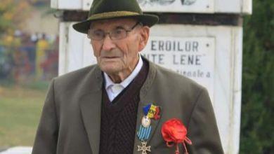 Photo of A murit Moise Mihaiu, ultimul veteran din Agnita.