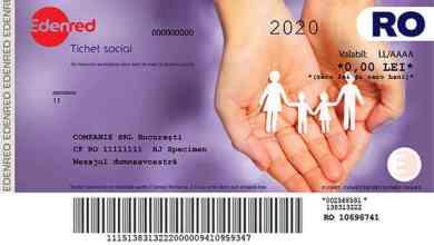 Photo of Sighișorenii pot depune cererile pentru acordarea de tichete sociale pe suport electronic pentru sprijin educațional