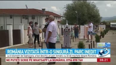 """Photo of Parc inedit lângă Sighişoara! Cum poate fi """"vizitată"""" România într-o singură zi"""