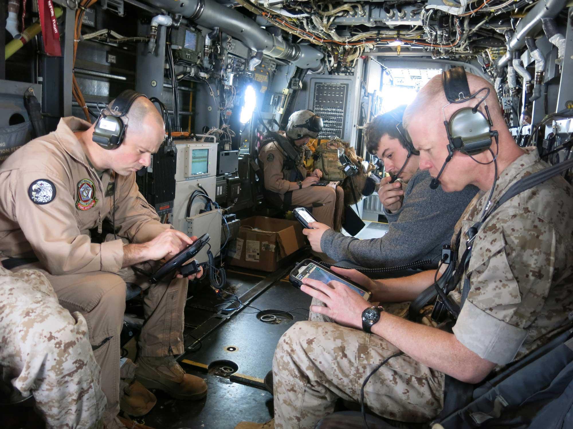 Marine Corps IOC Long-Range Raid Cali