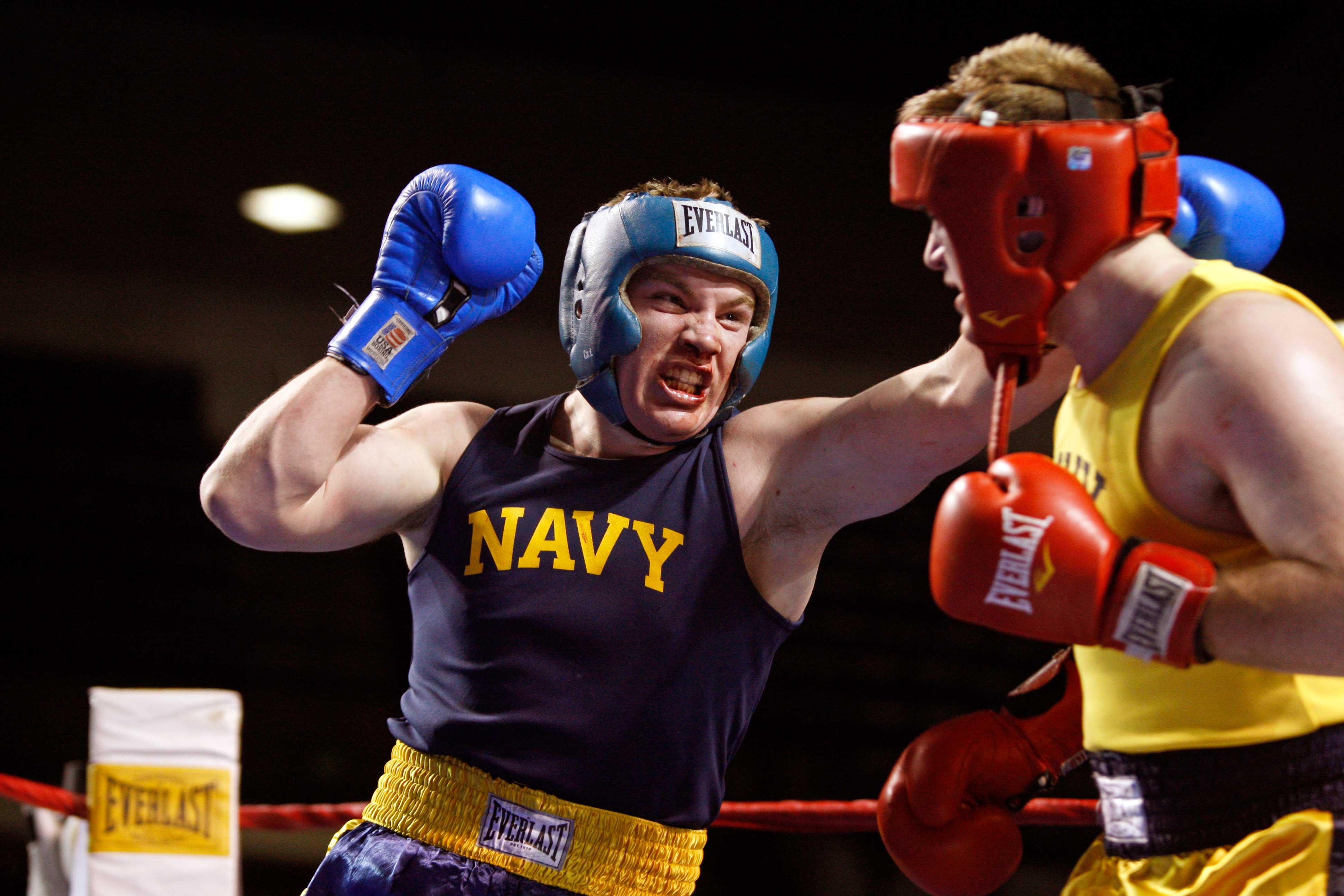 USNA Boxing