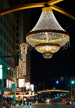 Playhousesquare Began In 1972 As A Grassroots Effort To Rescue Two Crumbling 1920s Theatres The Ohio And State From Wrecking Ball