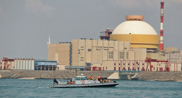 Russia Begins Delivery of Equipment for Unit-3 of India's Kudankulam NPP