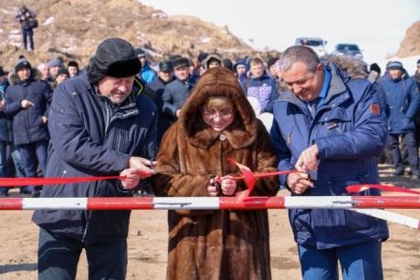 Russia brings Chinese funding into uranium mining