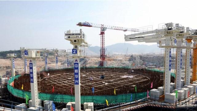 China Plans to Build Multiple Nuclear Reactors in 2018