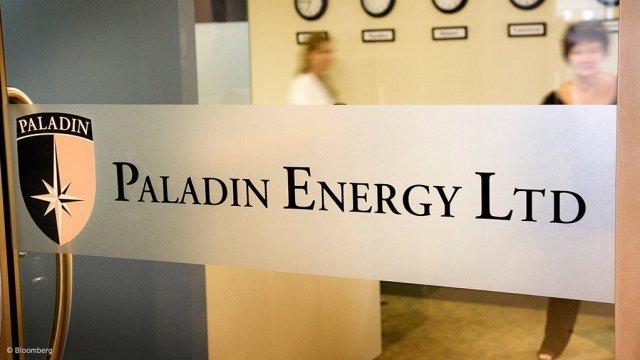 Paladin moves to mothball Namibia uranium mine