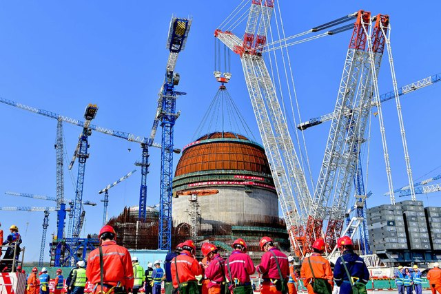 Work on nuclear power plant to start in Fujian