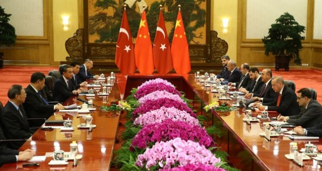 Ankara boosts energy cooperation with Beijing