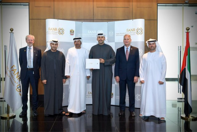 Nawah Energy Company Receives Operating License for Unit 1 of Barakah Nuclear Energy Plant, and commences fuel load