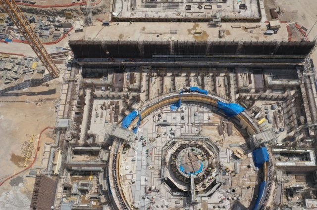 Construction starts on 2nd unit of Turkey's 1st nuclear power plant Akkuyu