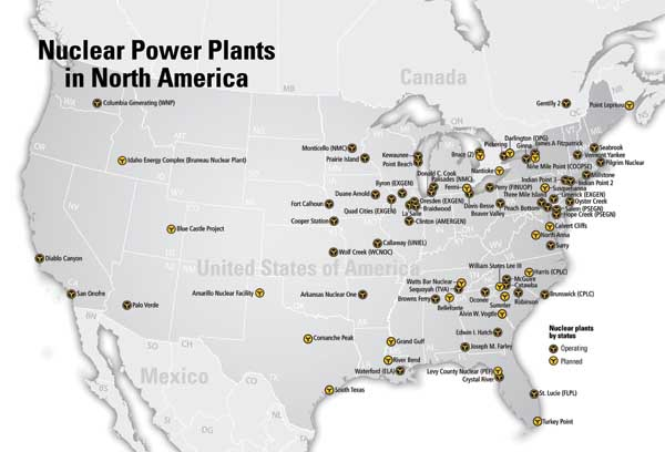The Benefit Of Extending Usage of Nuclear Plants