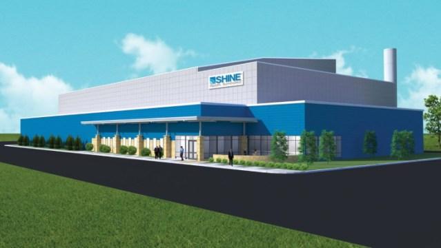 SHINE selects Dutch site for European production plant
