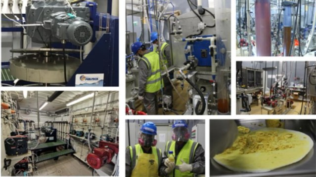 Jordan declares uranium plant 'fully operational'