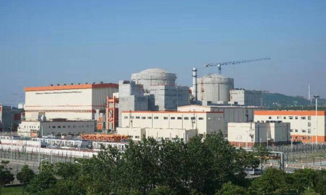 3rd-gen nuclear power unit starts in Liaoning as China accelerates carbon reduction