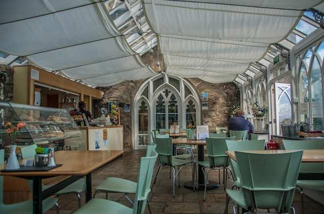 Plas Glyn Cafe copyright sightseeingshoes