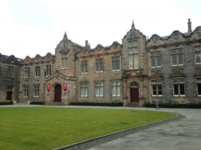 St Andrews University @ St Salvator's