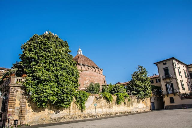 Tuscan Diary: A Day in Lucca