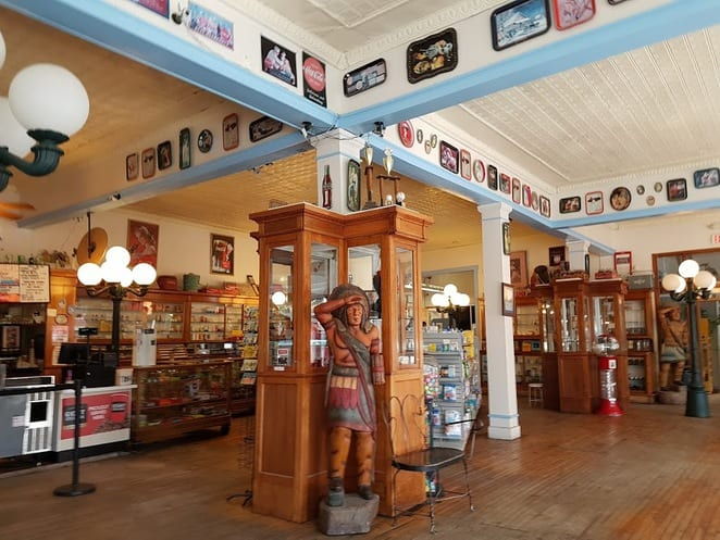 Plaza Drugs: Vintage Dining in Las Vegas, New Mexico