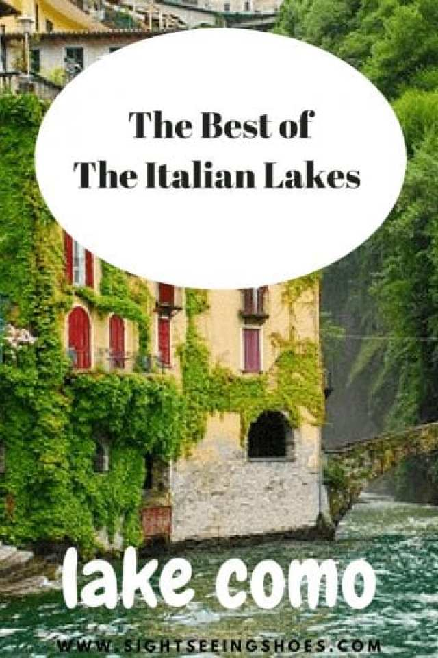 Lake Como: Best of The Italian Lakes