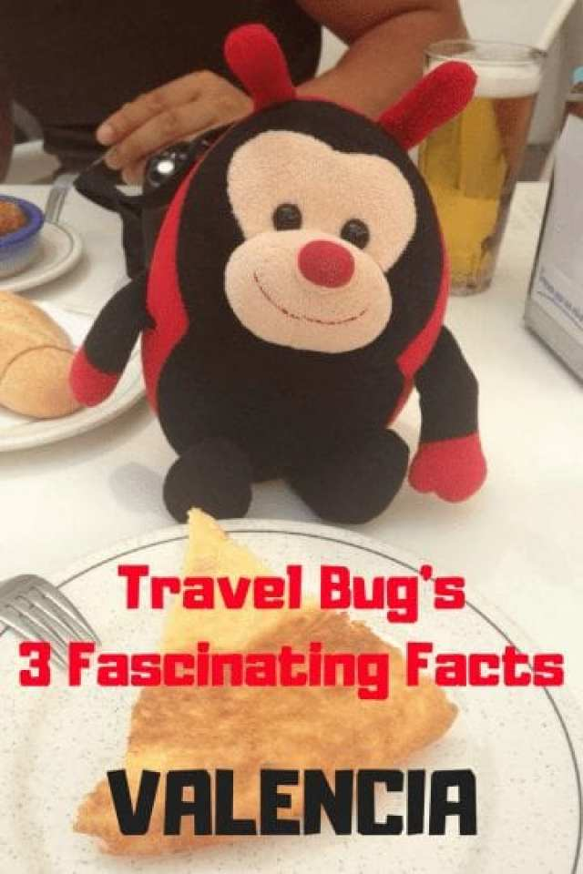 Valencia: Travel Bug's 3 Fascinating Facts