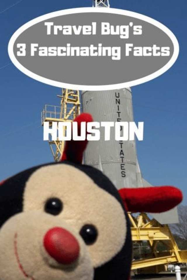 Travel Bug's 3 Fascinating Facts about Houston