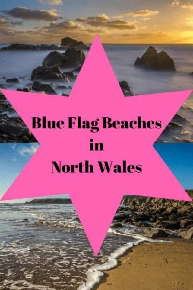 Blue Flag Beaches in North Wales