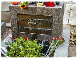 Paris Celebrity Death Sites and Graves