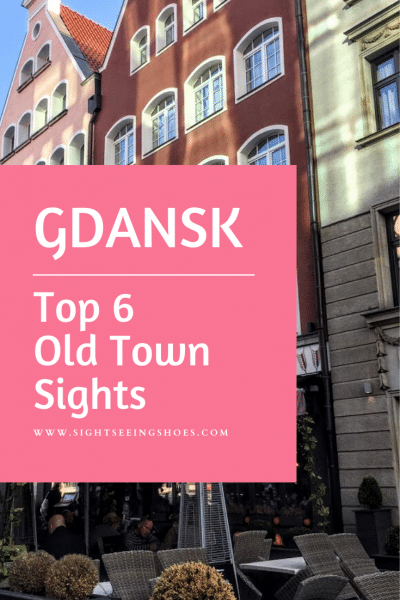 GDANSK - top six old town sights