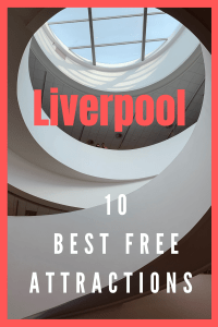 10 best free attractions in liverpool