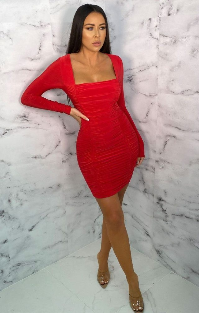 https://femmeluxefinery.co.uk/products/red-square-neck-ruched-bodycon-mini-dress-gina