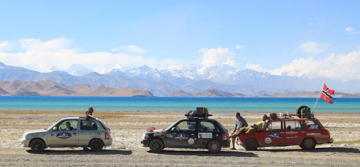 Our Pamir Adventure