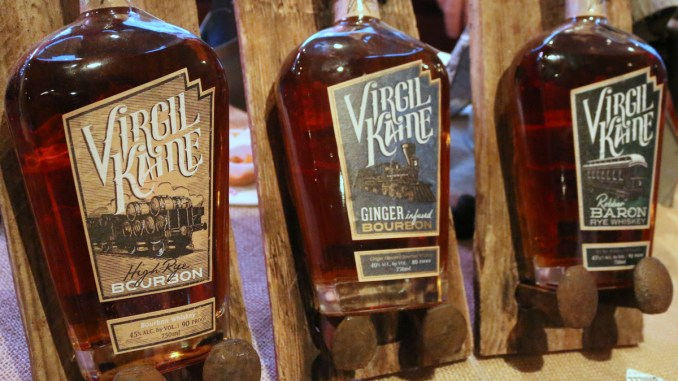Virgil Kaine Whiskey