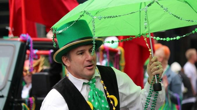 2015 Atlanta St. Patrick's Parade