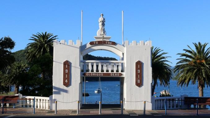 Picton World War I Monument