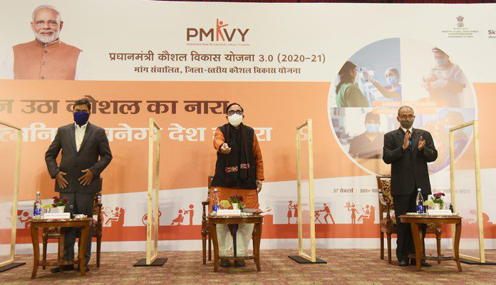 PMKVY 3.0 launched, aims to train eight lakh candidates