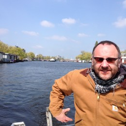 My Hero, in Amsterdam.