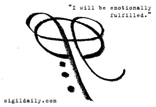 Sigil-EmotionallyFulfilled