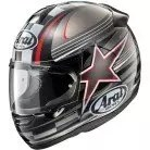ARAI AXCES-II Starflag red