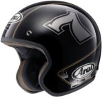 ARAI FREEWAY-2 Cafe Race