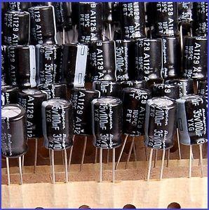 100uf 35v Capacitors 100uf Capacitor 100uf 35v