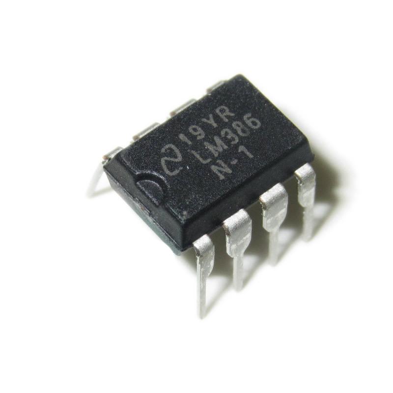 LM386 OPAMP