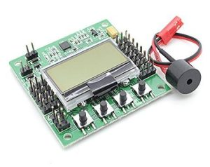 KK2.1.5 Multi-Rotor LCD Flight Controller