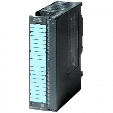 PLC 6es7 332 5hd01 0ab0 SM 332 Siemens Analog Output Module